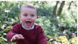 Buon compleanno Louis! Tre nuove foto per il suo primo anno