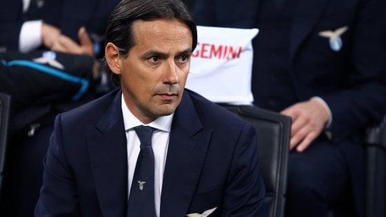 Lazio, Inzaghi: ''Contro il Milan ci giochiamo la stagione''