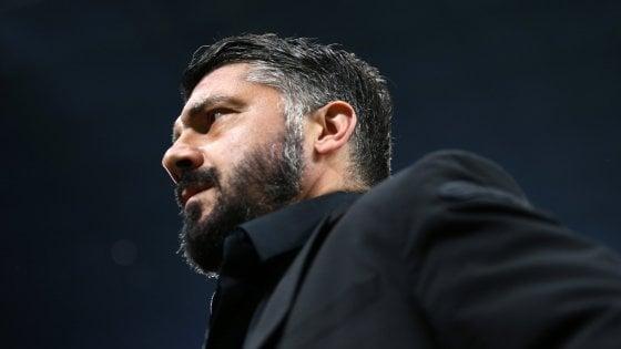 """Milan, Gattuso: """"Voglio una squadra con la bava alla bocca"""""""