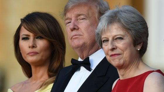 Londra, la regina Elisabetta invita Trump. Ma lo speaker Bercow non lo vuole in Parlamento