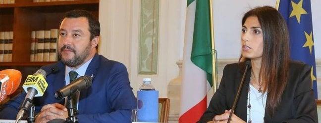 Scontro sul 'Salva Roma', Salvini annuncia lo stralcio, ma i ministri 5s lo smentiscono