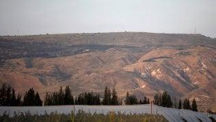 """Netanyahu: """"Sulle alture del Golan sorgerà una città con il nome di Trump"""""""