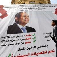 Egitto, al Sisi vince il referendum, resterà al potere fino al 2030. Human Rights:...