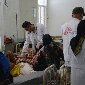 Yemen, sotto le bombe le donne partorienti e i bambini muoiono senza cure