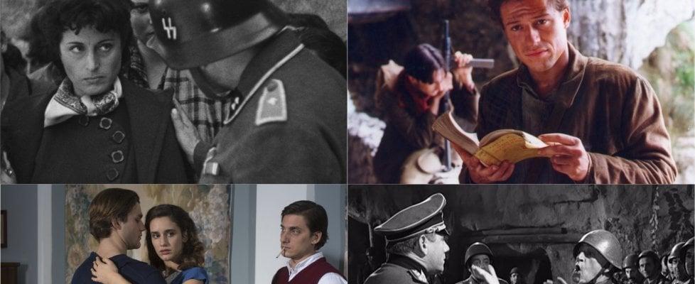 25 aprile, la Resistenza al cinema: così i maestri hanno raccontato la Storia
