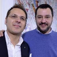 """Salvini: """"Si sciacqui la bocca chi accosta Lega alla mafia"""". Conte: """"Su Siri decido io""""...."""