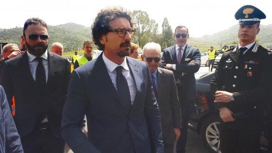 """Toninelli: """"Io assente ieri al cdm? Lo seguo anche con il cellulare"""". E su Roma: """"Il bilancio è positivo"""""""