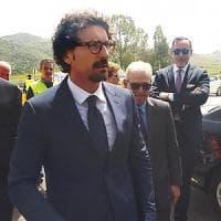 """Governo, Toninelli: """"Io assente ieri al consiglio dei ministri? Lo seguo anche con il..."""