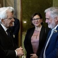 """25 aprile, Mattarella: """"Fu il nostro secondo Risorgimento. La storia non si riscrive""""...."""