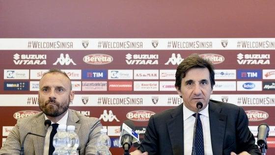"""Torino, Petrachi 'rompe' con Cairo: """"Non ha più fiducia in me"""""""