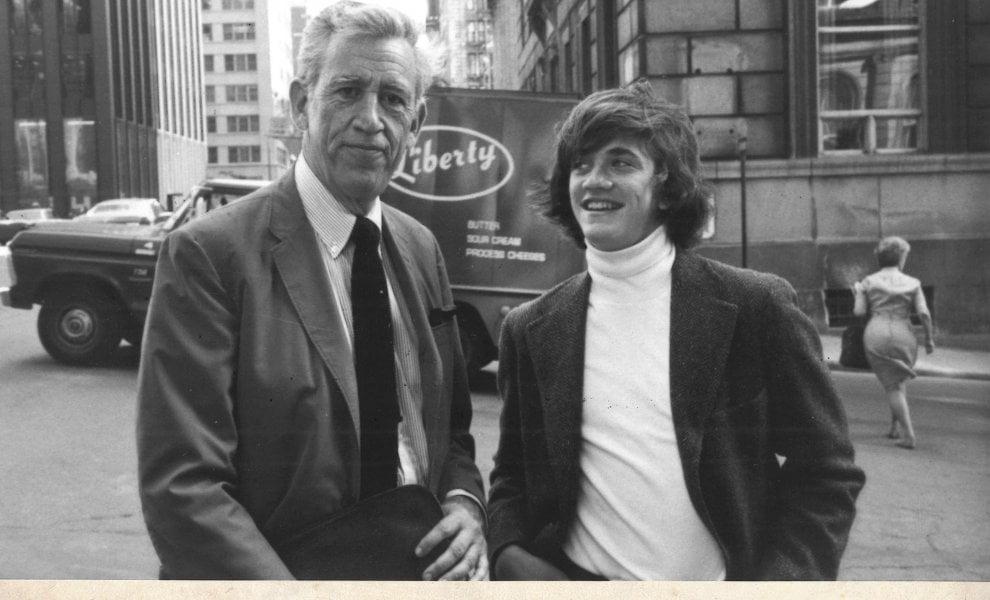 Io e mio padre,J.D. Salinger