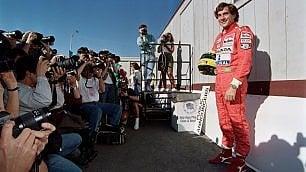 Il Brasile che morì con Senna, a Imola 25 anni fa