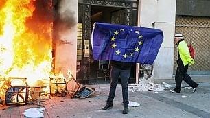 Bernard-Henri Lévy: chi spara sull'Europa (e su di me)