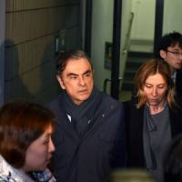 Giappone, il manager Ghosn in libertà. Ha pagato quattro milioni di cauzione