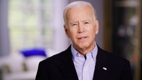 "Joe Biden annuncia con un video la candidatura alla nomination Dem: ""Nel 2020 in gioco l'anima dell'America"":"