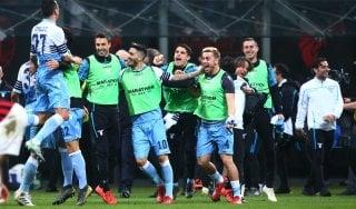 """Razzismo, secondo le norme Milan-Lazio andava sospesa. La Lega: """"Individuare e punire i responsabili"""""""