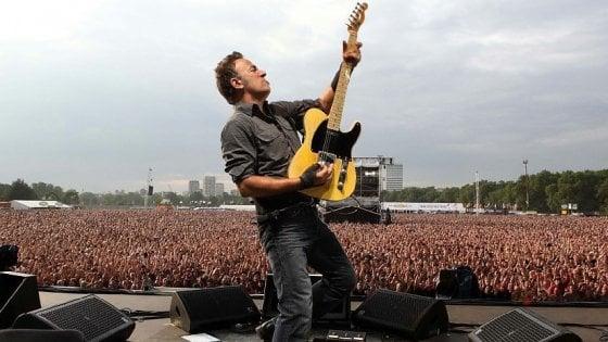 Bruce Springsteen è tornato: il nuovo album ''Western Stars' uscirà a giugno