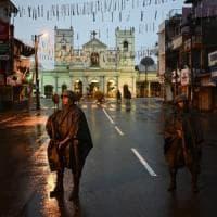 Pasqua di sangue nello Sri Lanka:  bilancio attentati scende di oltre 100 morti, a 253