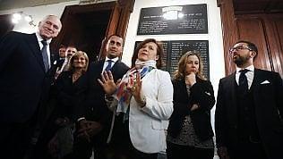 Il 25 aprile dei 5S: omaggi alla Liberazione e attacchi a Salvini. Di Maio: