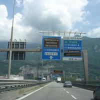 Frana in Valtellina: centinaia bloccati sul treno