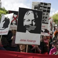 "UN Special Rapporteur on Privacy meets Assange in prison: ""I will act on the videos of..."
