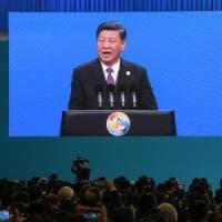 """Cina, Xi corregge la Via della seta: """"Zero corruzione e più sostenibilità"""""""