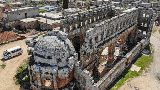 Qalb Lozeh. La chiesa che ha ispirato Notre-Dame è in Siria