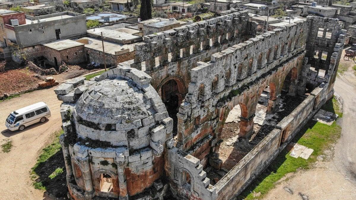 Qalb Lozeh. La chiesa che ha ispirato Notre Dame è in Siria