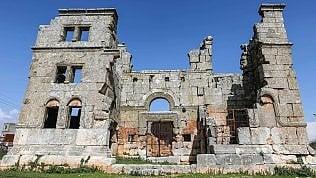 La progenitrice di Notre-Dame? Una chiesa siriana del V secolo