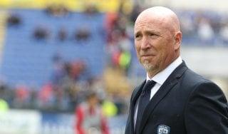 """Cagliari, Maran non vuole cali di tensione: """"Ok quota 40, ma dobbiamo correre ancora"""""""