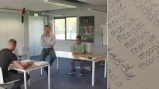 Come Bart Simpson: l'Ajax punisce il nuovo acquisto