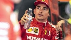 F1, Gp Azerbaigian: libere  targate Ferrari, Leclerc davanti a Vettel