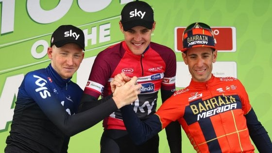 Ciclismo, Sivakov vince il Tour of the Alps. A Masnada l'ultima tappa, Nibali pronto per il Giro