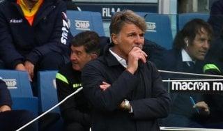 """Frosinone, Baroni non molla la A: """"Non lasciare nulla di intentato"""""""