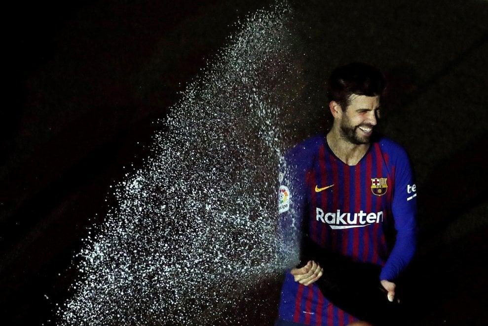Spagna, fa festa il Barcellona: titolo numero 26