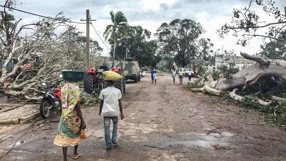 Mozambico, un secondo ciclone si abbatte sul Paese: 5 morti e baobab sradicati