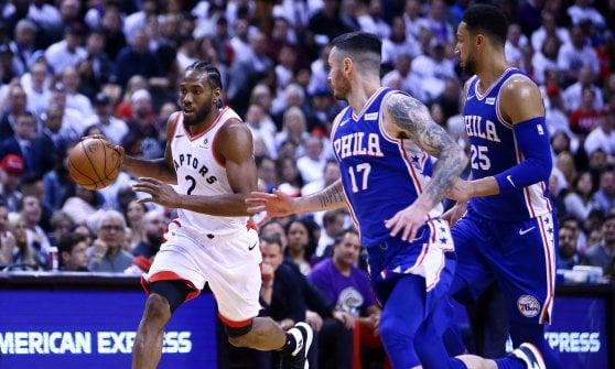 Basket, playoff Nba: Belinelli e San Antonio eliminati, Toronto ok