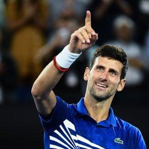 Tennis, classifiche: Djokovic allunga ancora su Nadal, Fognini stabile al numero 12
