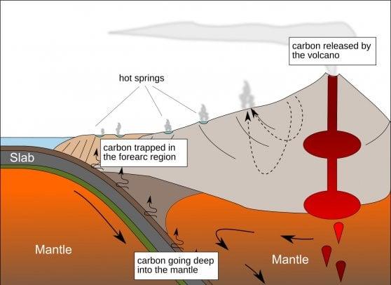 I microrganismi influenzano geologia e clima