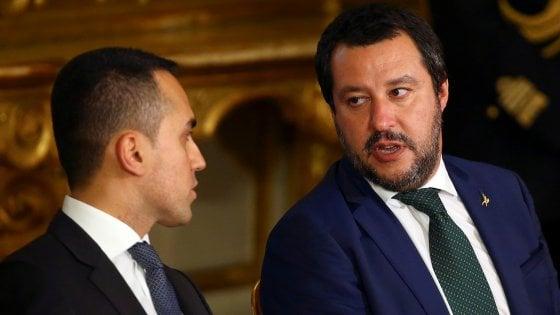 """Castrazione chimica, scontro Salvini-Di Maio. """"Subito la legge"""". La replica: """"Così si prendono in giro le donne"""""""