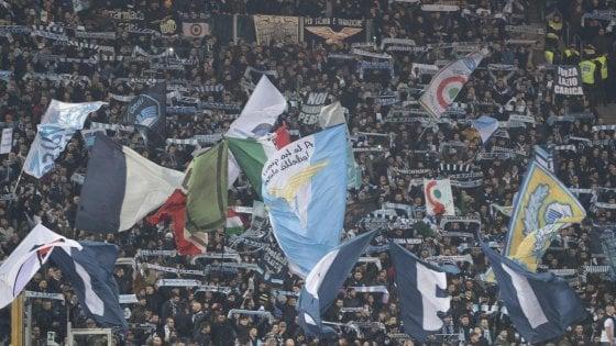 Razzismo, Curva Nord Lazio chiusa per un turno: ma la pena è sospesa