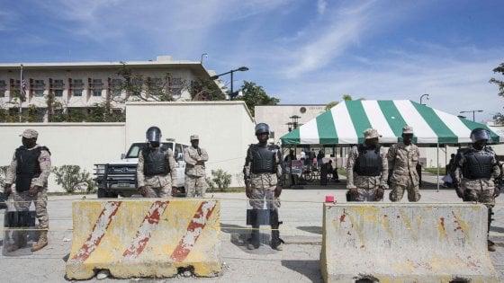 Haiti, spari nei pressi dell'ambasciata Usa