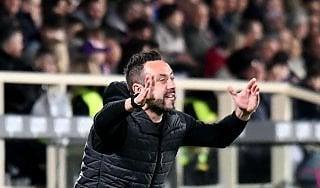 """Sassuolo, De Zerbi: """"Una vittoria che ci voleva"""""""