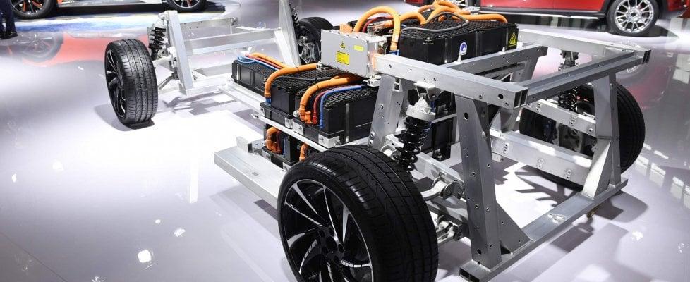 Task force Franco-tedesca per le batterie delle auto elettriche