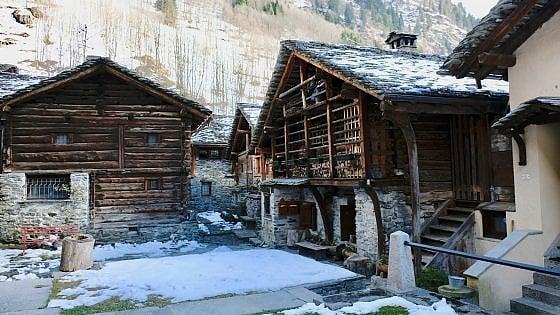 """Monte Rosa, Natura e """"walser"""": Alagna, la primavera nelle Alpi è slow"""