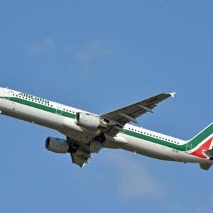 Alitalia, sciopero del trasporto aereo il 21 maggio