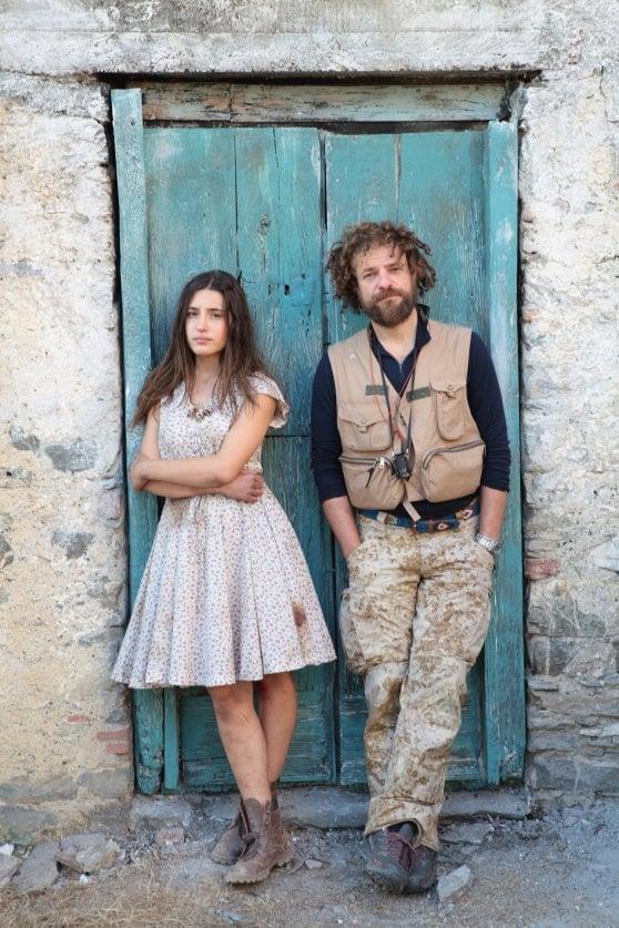 'Lucania', un padre e una figlia in lotta per difendere terra e libertà