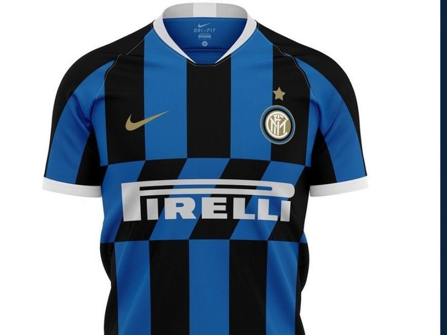 Inter, ecco la nuova maglia. E' già in vendita in Australia