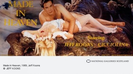 Ilona Staller fa causa a Sotheby's per 21 milioni di dollari per le foto 'Made in heaven' con Jeff Koons