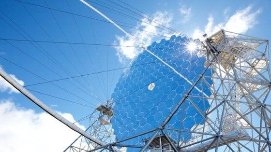 Caccia ai raggi gamma spaziali, il quartier generale a Bologna